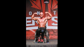 Gabriele Andriulli - Wheelchair - 2016 IFBB Toronto Pro Supershow thumbnail