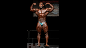 2016 IFBB Vancouver Pro: 212 Bodybuilding - Al Auguste thumbnail