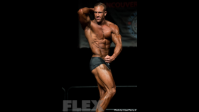 2016 IFBB Vancouver Pro: Classic Physique - Matt Pattison thumbnail