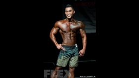 2016 IFBB Vancouver Pro: Men's Physique - Jake Alvarez thumbnail