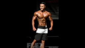 2016 IFBB Vancouver Pro: Men's Physique - Jared Goodrich thumbnail