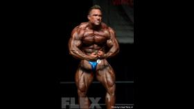 2016 IFBB Vancouver Pro: Open Bodybuilding - Paulo Almeida thumbnail