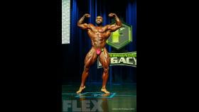 Gerald Williams - Open Bodybuilding - 2016 IFBB Ferrigno Legacy Pro thumbnail