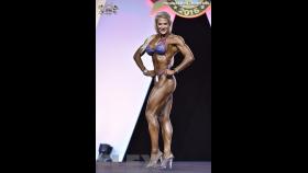 Whitney Jones - Fitness - 2016 Arnold Classic Europe thumbnail