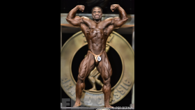 Michael Lockett - Open Bodybuilding - 2017 Arnold Classic thumbnail