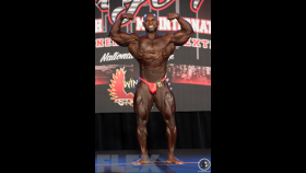 Al Auguste - 212 Bodybuilding - 2017 Chicago Pro thumbnail