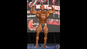 Alex Cambronero - 212 Bodybuilding - 2017 Chicago Pro thumbnail
