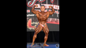 Kim Junho - 212 Bodybuilding - 2017 Chicago Pro thumbnail