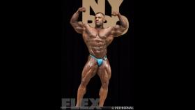 Luis Rodriguez - Open Bodybuilding - 2017 NY Pro thumbnail