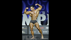 Danny Hester - Classic Physique - 2017 Olympia thumbnail