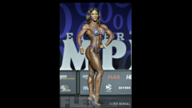 Candice Lewis-Carter - Figure - 2017 Olympia thumbnail