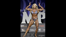 Margita Zamolova - Women's Physique - 2017 Olympia thumbnail