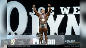 2017 Olympia Finals Report thumbnail