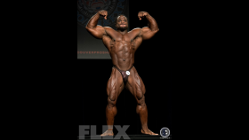 Michael Lockett - Open Bodybuilding - 2017 Vancouver Pro thumbnail