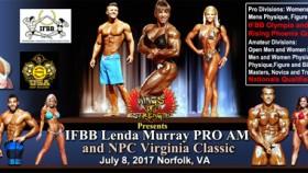2017 IFBB Lenda Murray Pro Video Thumbnail