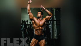 Road to the 2018 Arnold: Arash Rahbar thumbnail