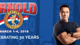 2018 Arnold Classic Video Thumbnail