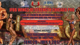 2017 IFBB Wings of Strength Chicago Pro Video Thumbnail