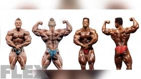 Virtual Posedown: Flex Lewis vs. Shawn Ray thumbnail