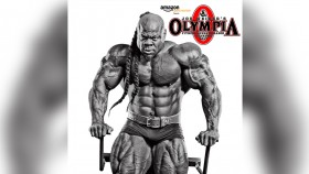 Kai Greene in the 2017 Olympia? thumbnail
