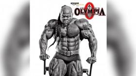Kai Greene in the 2017 Olympia? thumbnail