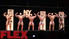 2017 IFBB New York Pro Open Bodybuilding Call Out Video thumbnail