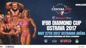 2017 IFBB Ostrava Czechia Pro Video Thumbnail
