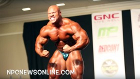 Phil Heath Guest Posing at the 2017 NPC Atlantic States thumbnail