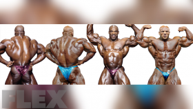 Virtual Posedown: Coleman vs. Elssbiay thumbnail