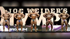 Flex Lewis' Opinion on the Olympia Top 5 thumbnail
