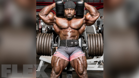 Akim Williams' Old School Leg Workout thumbnail