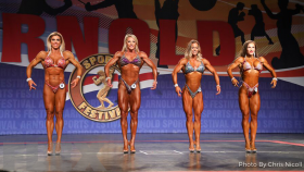 2018 Arnold Classic Fitness Call Out Report thumbnail