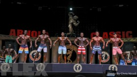 2018 Arnold Classic Men's Physique Call Out Report thumbnail