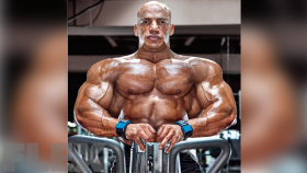How Big Ramy Built His Ridiculously Thick, Wide Back thumbnail