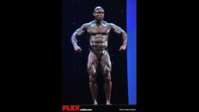 Hunnington Glanville - Men's Bodybuilding - 2013 Arnold Classic Europe thumbnail