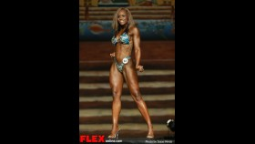 Essence Monet - IFBB Europa Supershow Dallas 2013 - Figure thumbnail