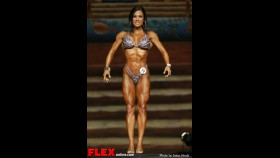 Megan Wyble - IFBB Europa Supershow Dallas 2013 - Figure thumbnail