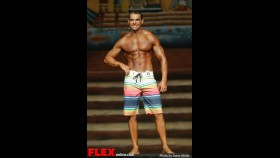 Brant LaRose - IFBB Europa Supershow Dallas 2013 - Physique thumbnail