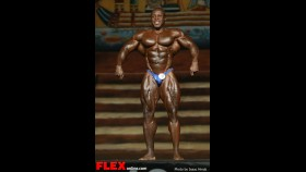 Jojo Ntiforo - IFBB Europa Supershow Dallas 2013 - Men's Open thumbnail