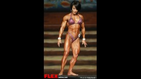 Beni Lopez - IFBB Europa Supershow Dallas 2013 - Women's Physique thumbnail