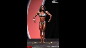 Tycie Coppett - Women's Physique Olympia - 2013 Mr. Olympia thumbnail