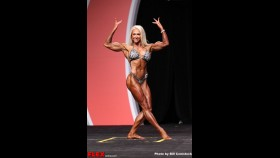 Mindi O'Brien - Women's Physique Olympia - 2013 Mr. Olympia thumbnail