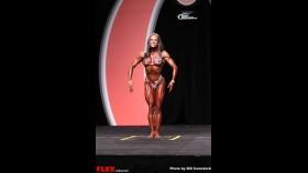 Jillian Reville - Women's Physique Olympia - 2013 Mr. Olympia thumbnail
