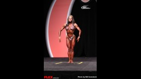 Jillian Reville - Women's Physique Olympia - 2013 Mr. Olympia thumbnail