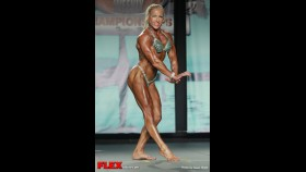 Karen Gatto - 2013 Tampa Pro - Women's Physique thumbnail