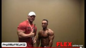 Mike Liberatore Interviews Derek Farnsworth After Prejudging thumbnail