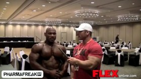 Mike Liberatore Interviews Fred Smalls After Prejudging thumbnail