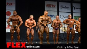 Men's Overall & Pro Card Winners - 2012 North Americans thumbnail
