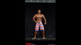 Ryan Hinton - Men's Physique B - 2013 North Americans thumbnail