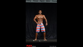 Ryan Hinton - Men's Physique B - 2013 North Americans thumbnail